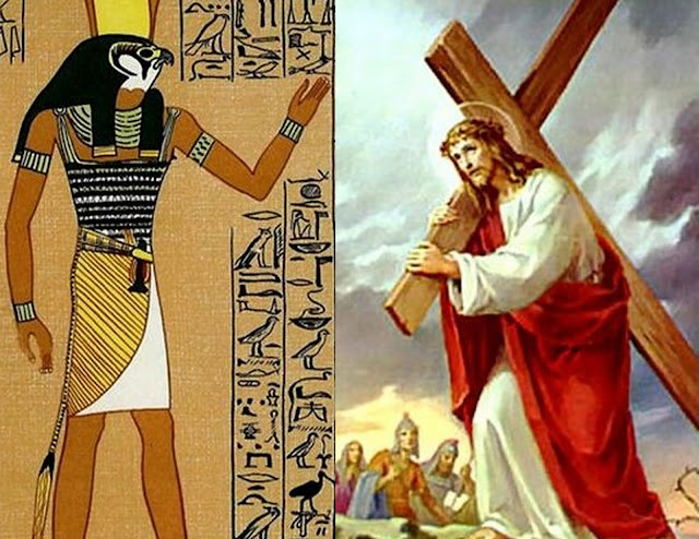 Horus and Jesus: Are They The Same Man?