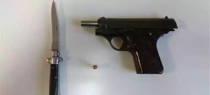 Βέροια: 45χρονος σώθηκε από θαύμα -Τον πυροβόλησαν αλλά το όπλο έπαθε... αφλογιστία