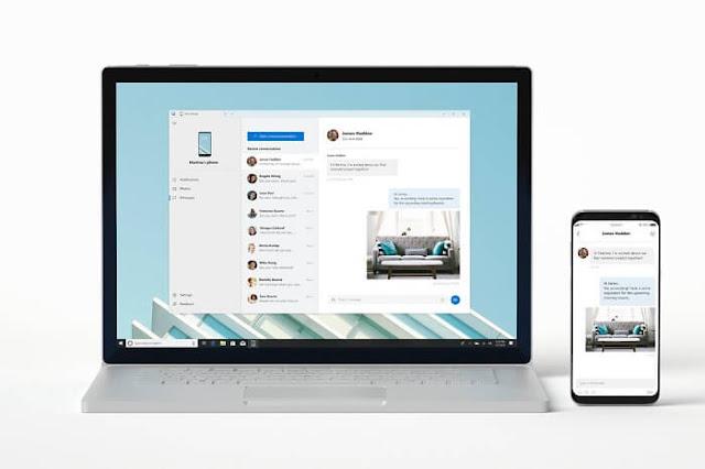 كيفية-مشاركة-الملفات-بين-أندرويد-ويندوز-باستخدام-Phone-app