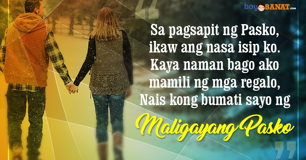 English Hugot About Love Lines