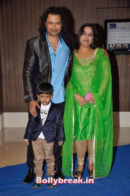 Raja Hasan, Sophie, Manjari at Toshi Sabri's Wedding Pics