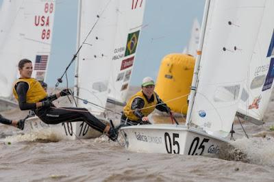 Camille Lecointre et Hélène Defrance iront aux Jeux Olympiques de Rio !