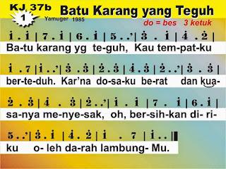 Lirik Lagu Rohani