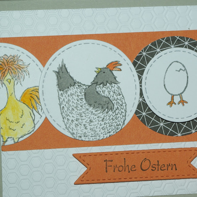 [DIY] Hey Chick! Frohe Ostern!