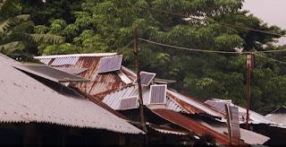 Las micro redes solares permiten compartir energía en zonas rurales de Bangladés