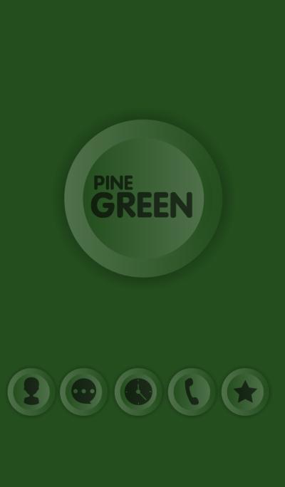 Simple Pine Green Button theme