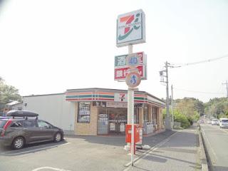 セブンニレブン柏増尾台店