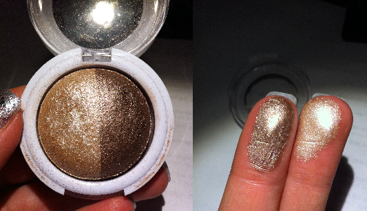 Hard candy eye makeup
