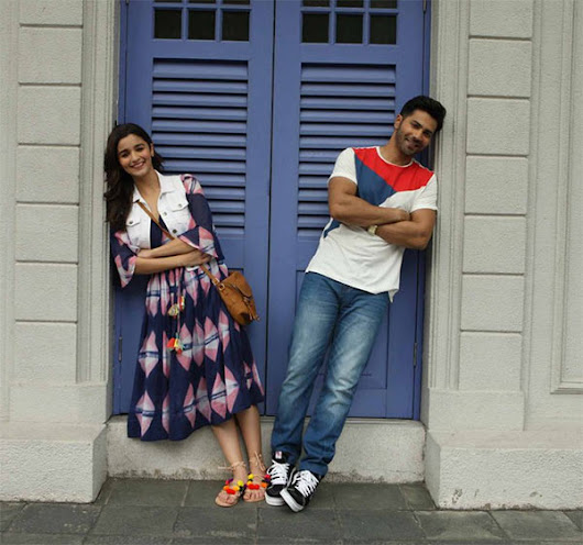 """Varun and Alia have a spark in their chemistry""- Shashank Khaitan"