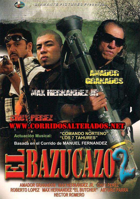 El Bazucazo 2 La Pelicula 2012