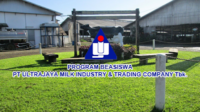 Beasiswa PT Ultrajaya Milk Industry