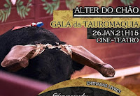 ALTER DO CHÃO: GALA DA TAUROMAQUIA