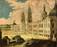 Palacio de Mafra (antes de 1755).