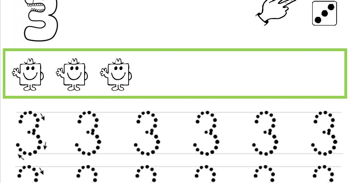 Assez La maternelle de Laurène: fiches écriture des chiffres NN69