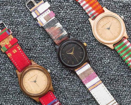 Tinuku Eight major brand watches wood products and each design has unique style