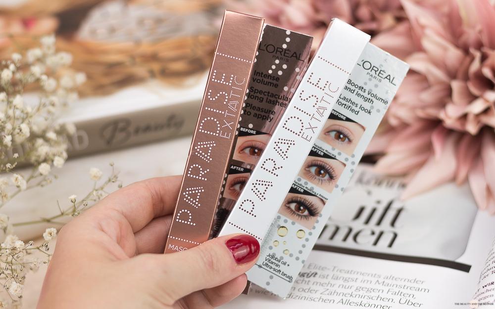 L'Oréal Paradise Extatic Mascara und Primer
