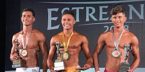 Richard Pereira é campeão Body Shape do Estreantes 2018 da IFBB Pro League Brasil