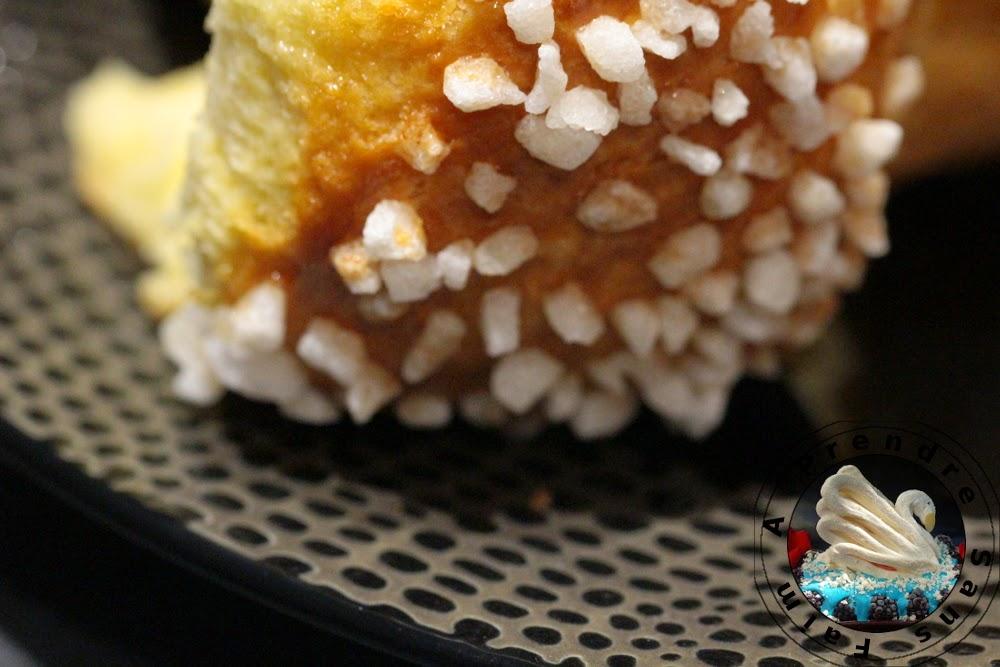 Brioche de Nanterre (pas à pas en photos)