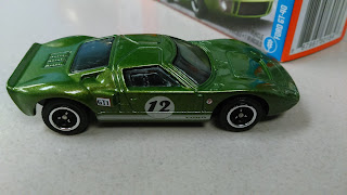 matchbox ford gt-40 2017