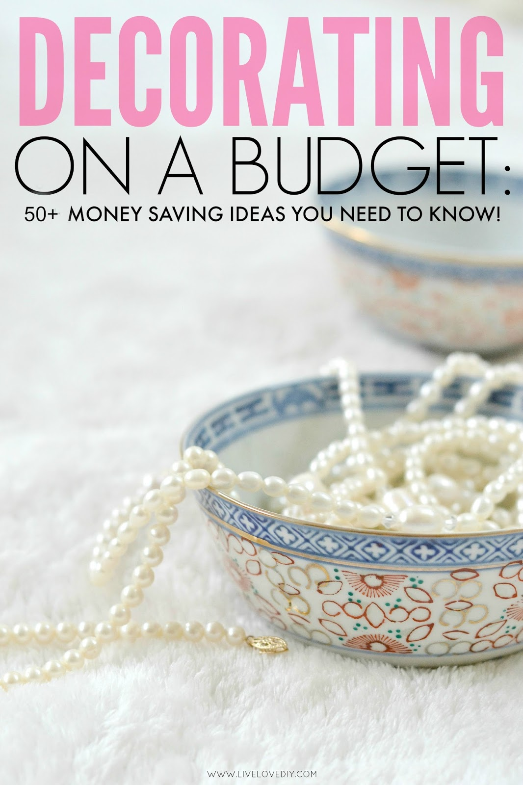 decorating blogs on a budget 50 budget decorating tips you should livelovediy 12057