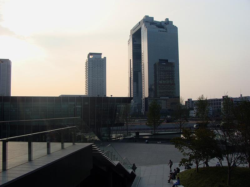 Umeda Sky Building Osaka Japan