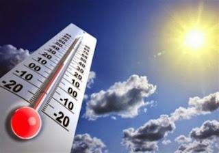 درجات الحرارة وحالة الطقس المتوقعة اليوم الجمعة 11 أغسطس