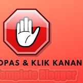 Cara Agar Blog Tidak Bisa Di Copas (Copy Paste) [Lengkap]