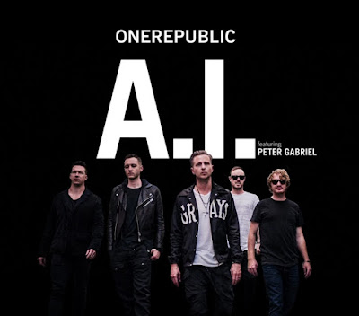 OneRepublic Unveil New Single 'A.I.' ft. Peter Gabriel