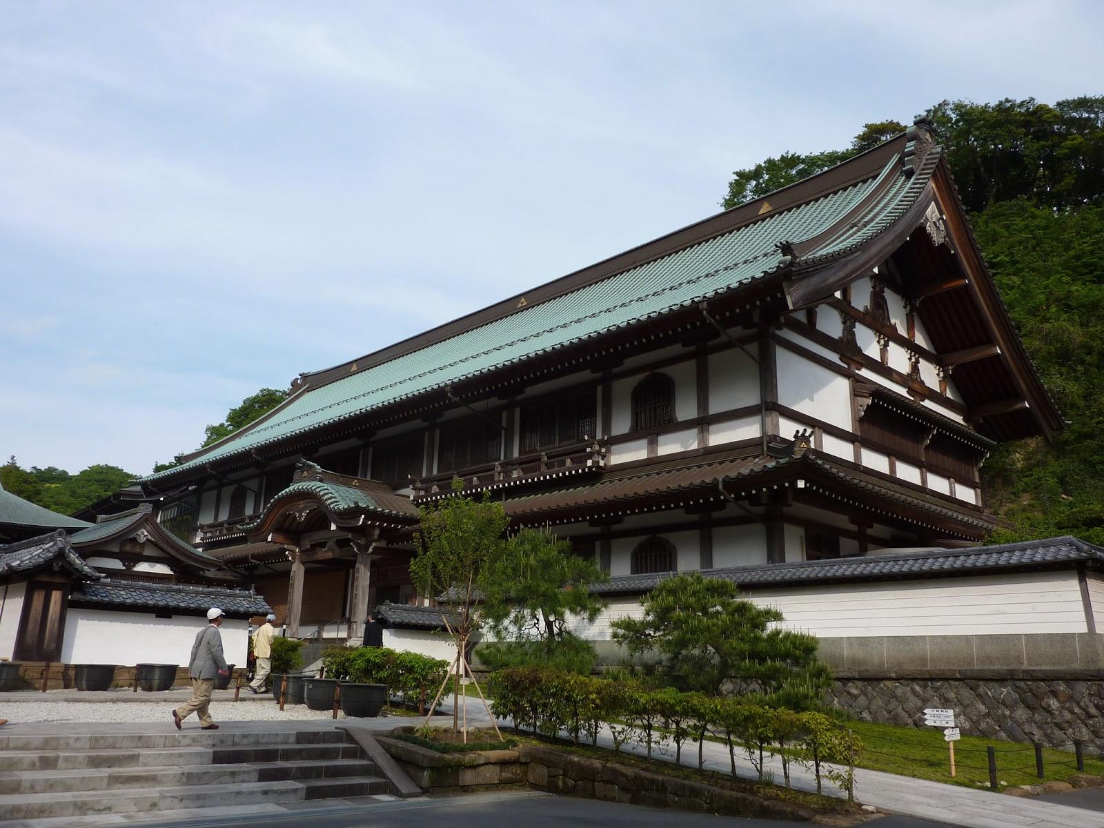 The Hazel Files: Kawara: Japanese Roof Tiles