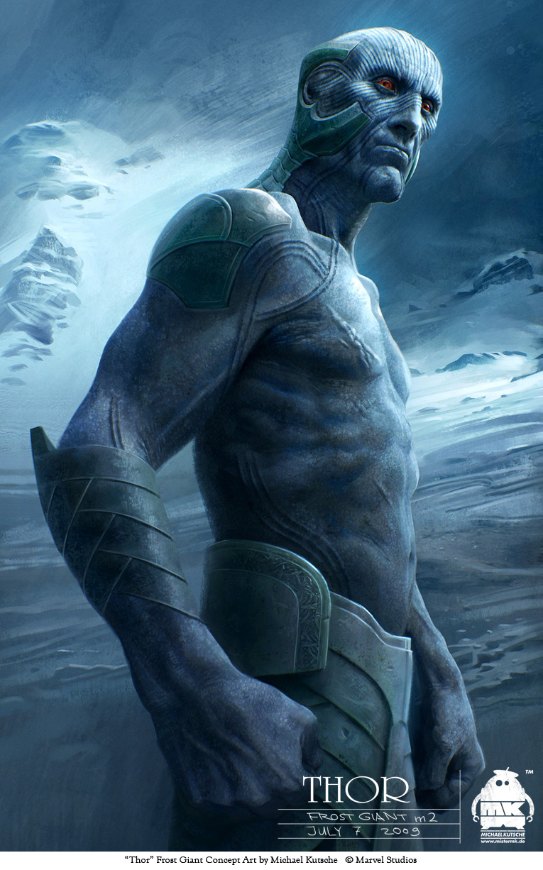 EXCLUSIVE: Behind the Scenes Look at Thor's Frost Giants