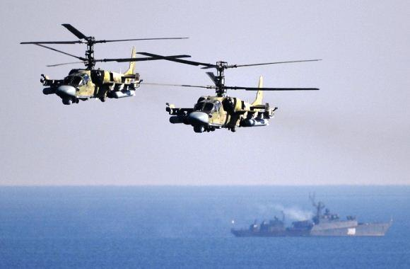 Helikopter Ka-52