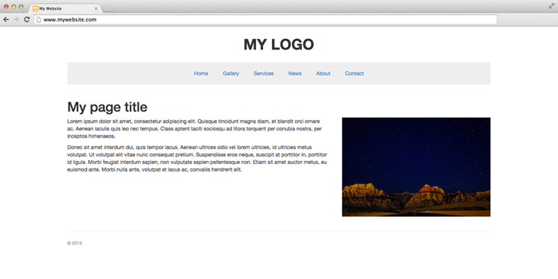 designing in browser