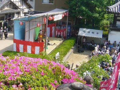 野崎観音 のざきまいり 奉納歌舞伎