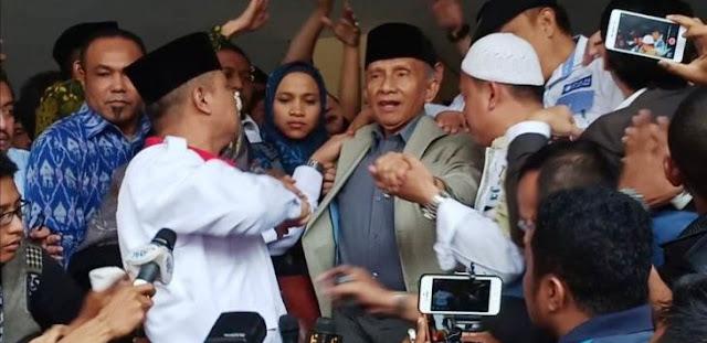 Begini Cara Ratna Sarumpaet Menipu Amien Rais dan Prabowo Subianto