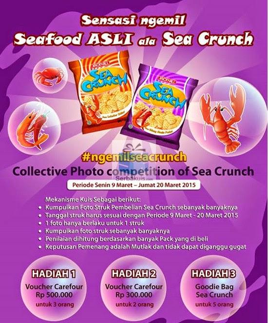 Ngemil Sea Crunch