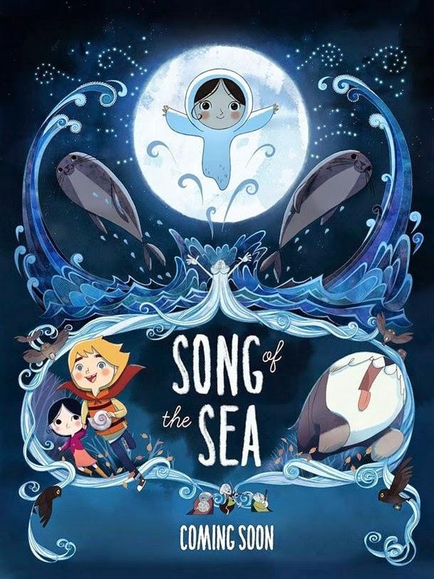 Resultado de imagen para song of the sea trailer