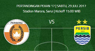 Perseru Serui vs Persib 29 Juli 2017: Jose Pastikan Maung Bandung Siap Tempur