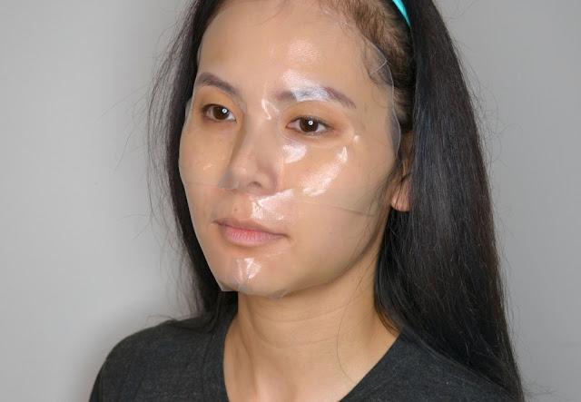 Su:m37 Water-full Deep Hydrating Gel Mask