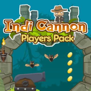 Jugar a Indi Cannon - Players Pack
