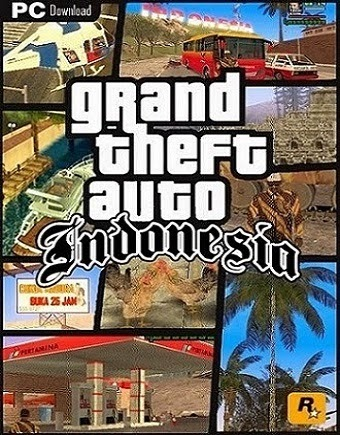 GTA Indonesia, Gta Extreme, GTA 2014, free games, gta indonesia 2014, modifikasi gta, grand theft auto indonesia