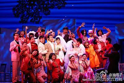 慧誠的音樂劇世界: 《媽媽咪呀!》中文版紀錄 - 中文化過程簡記報導