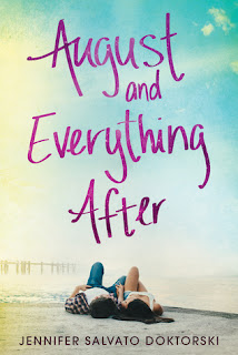 Excerpt | August and Everything After | Blog Tour Spotlight | Giveaway @ readingwithwrin.blogspot.com