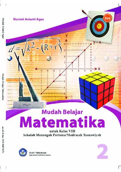 Download Buku Siswa KTSP SMP dan MTs Kelas 8 Mudah Belajar Matematika