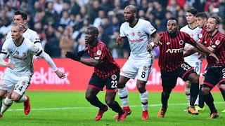 Gençlerbirliği - BeşiktaşCanli Maç İzle 06 Şubat 2018