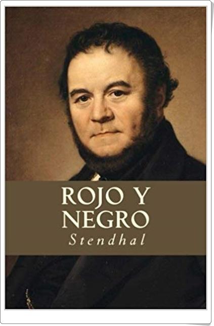 """""""Rojo y negro"""" de Stendhal"""