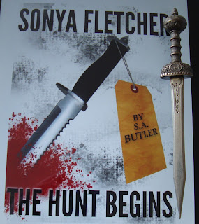 Portada del libro The Hunt Begins, de S. A. Butler