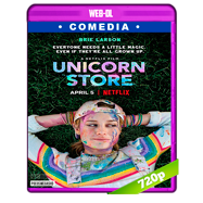 Tienda de unicornios (2017) WEB-DL 720p Audio Dual Latino-Ingles