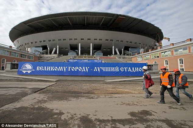 Russia Stadium