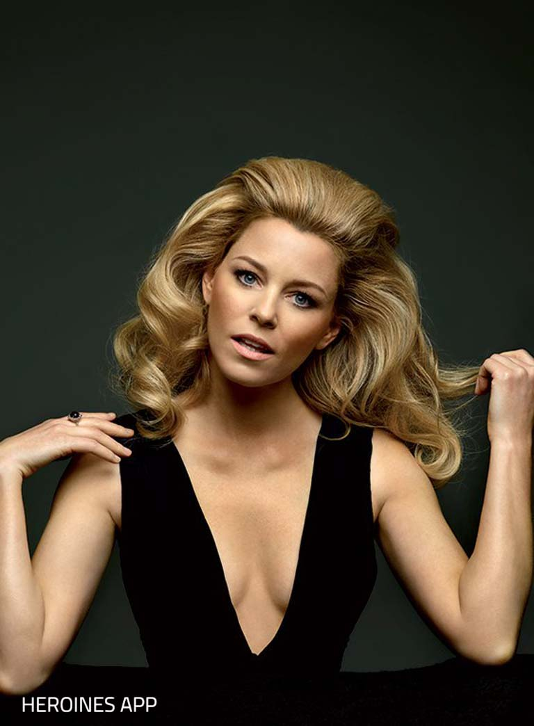 Authoritative message elizabeth banks hot simply matchless