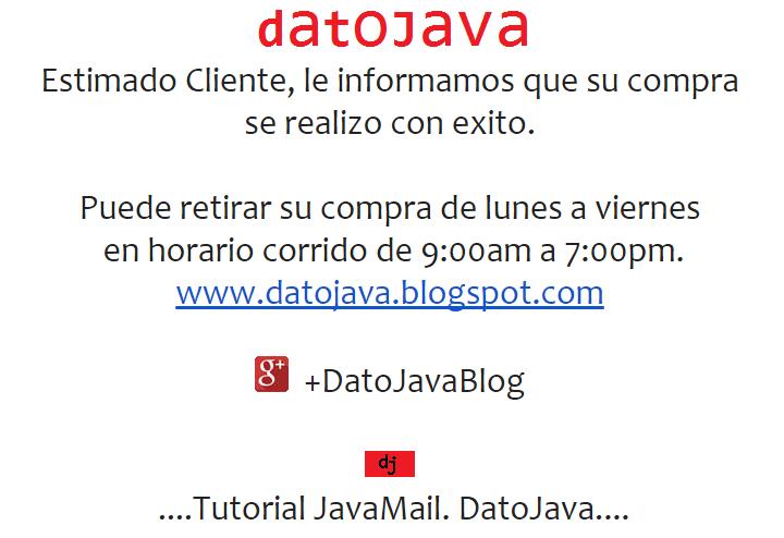 Correo HTML